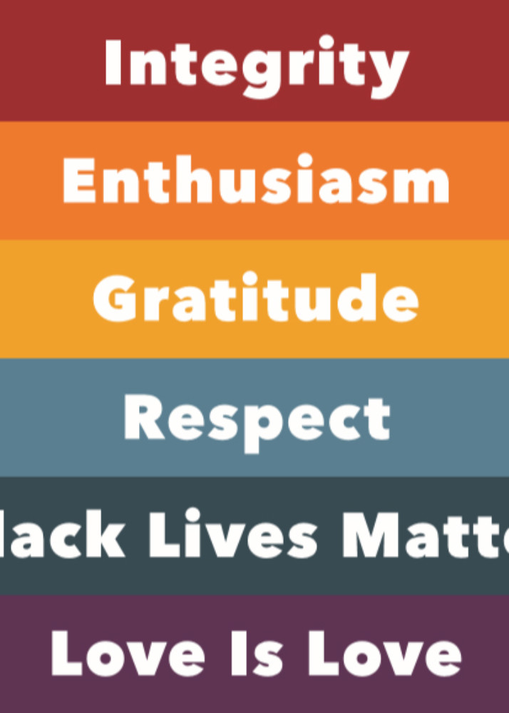 A Statement on Black Lives Matter