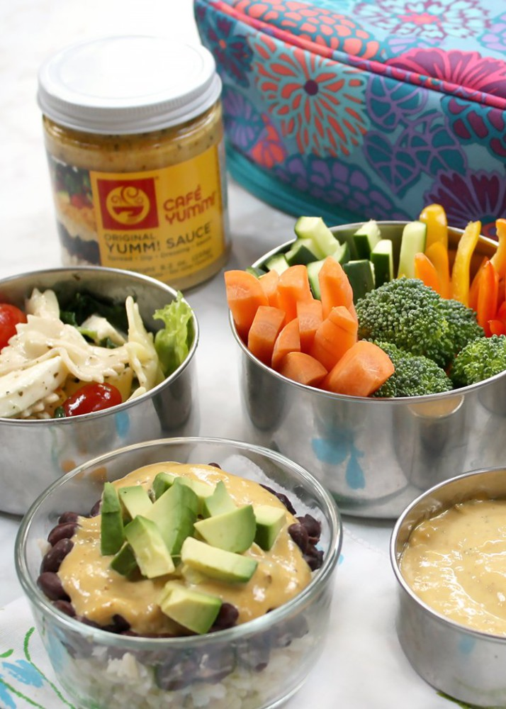 Back to School Lunch Ideas with Yumm!