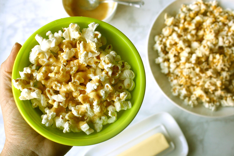 Yumm! Recipe: Movie Night Popcorn
