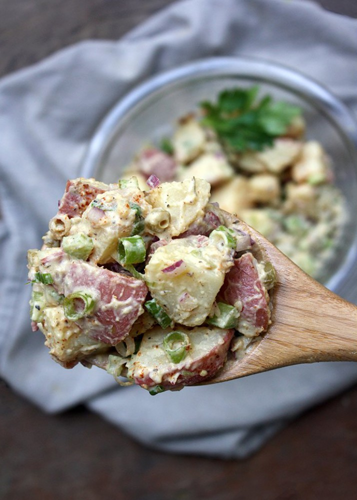 Yumm! Potato Salad Recipe