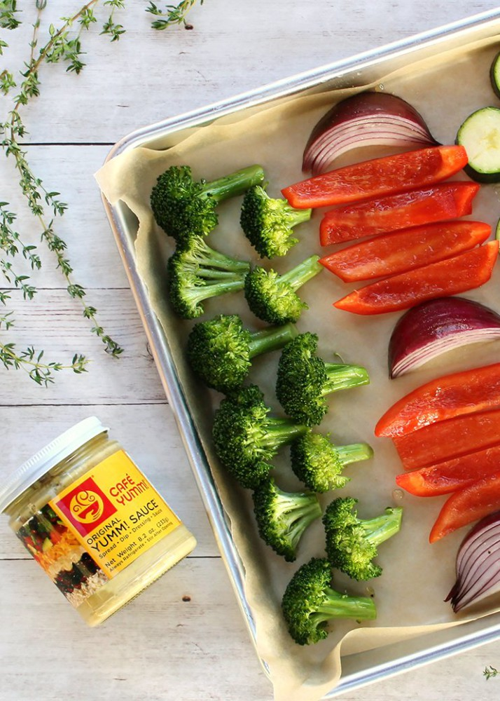 Yumm! Recipe: Roasted Vegetables