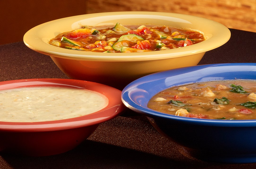 Mary Ann's Favorite Soups