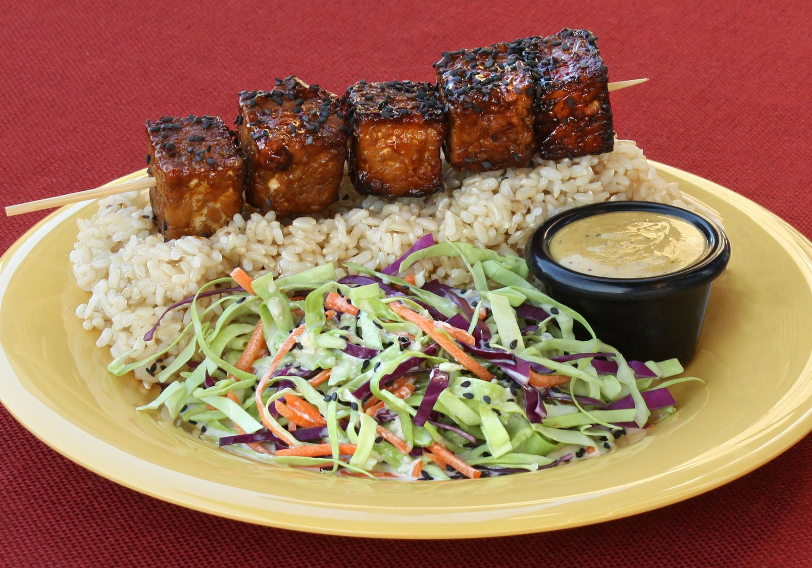 Add More Yumm! with Tempeh