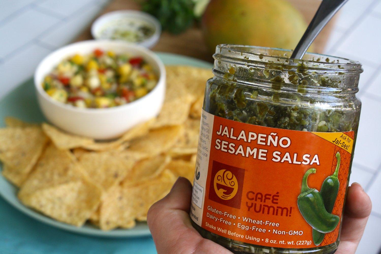 Yumm! Recipe: Spicy Tropical Salsa