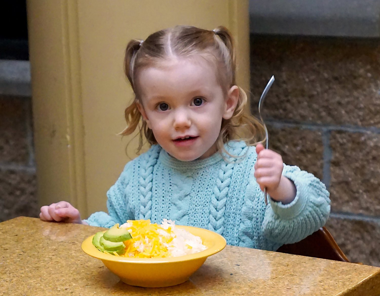 Now Serving New Yumm! Kids™ Menu
