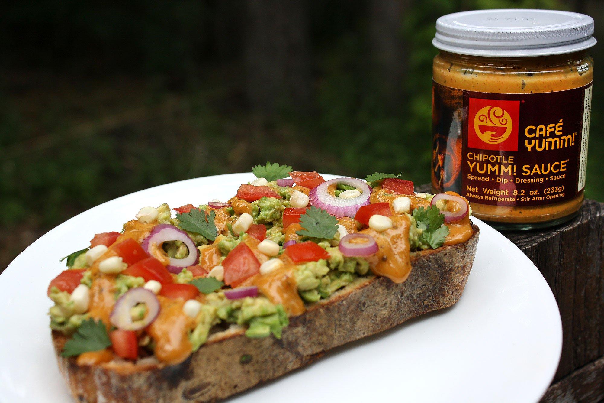 Yumm! Recipe: Avocado Toast