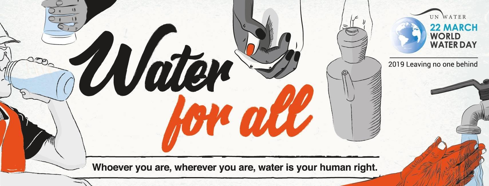 Celebrating World Water Day