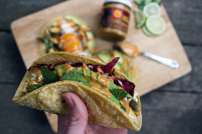 Yumm! Recipe: Breakfast Tacos