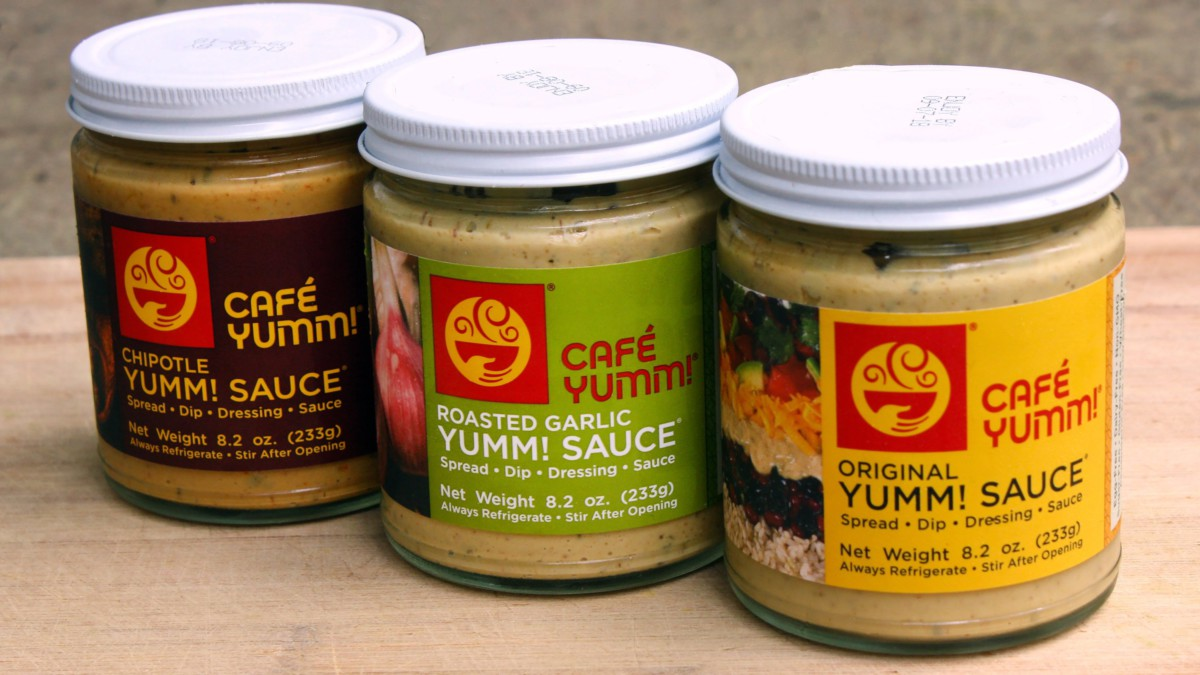 Yumm! Sauce, Dressings, & Salsas